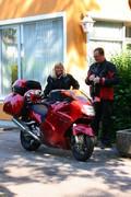 www.hotel-park-cafe.de Finische Gäste auf der Durchreise nach Kroatien 1