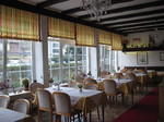 Hotel Park Cafe  Frühstücksraum
